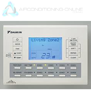 Daikin Brc230z4a Zone Controller For Up To 4 Zones 240