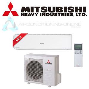 mitsubishi heavy industries bronte srk95zra-w split system