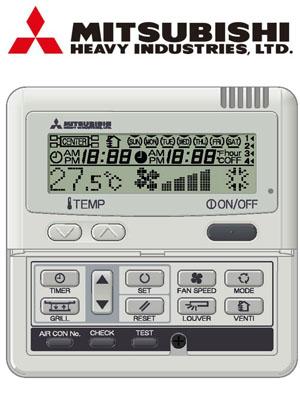 Mitsubishi Heavy Industries Wired Remote Control 2 Wire