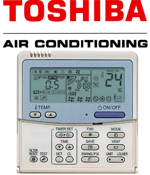 Toshiba Rbc Amt32e Wired Controller Airconditioning Online