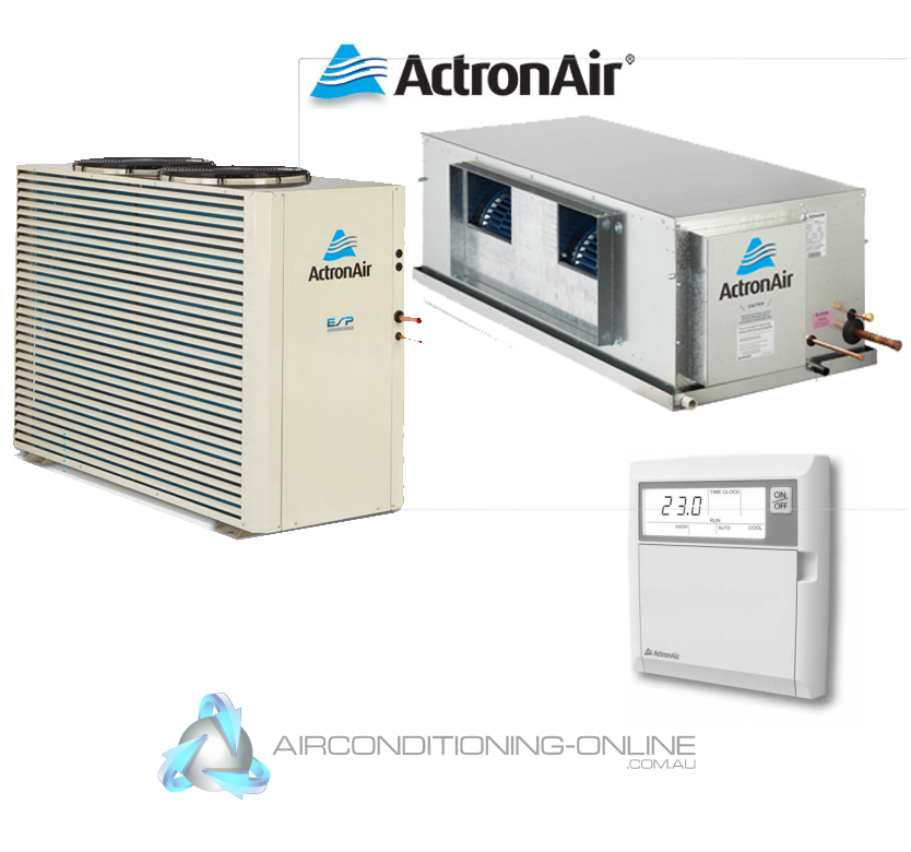 Actronair Esp Platinum Plus Ducted System Single Phase