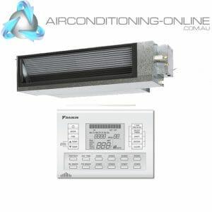 DAIKIN FDYAN125A-CV Premium Inverter Ducted System 1 Phase Zone Controller BRC230Z4