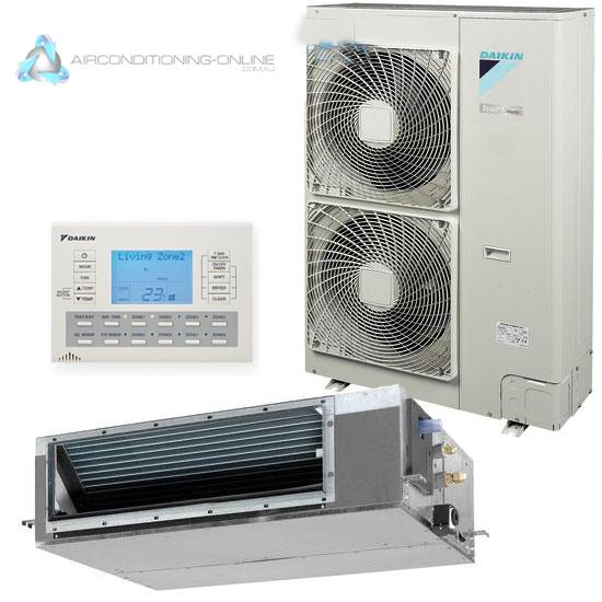 Daikin Fdyqn160la Lv Standard Inverter Ducted System