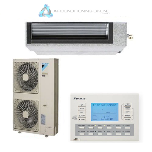 Daikin Fdyqn200lb Ly Standard Inverter Ducted System 3