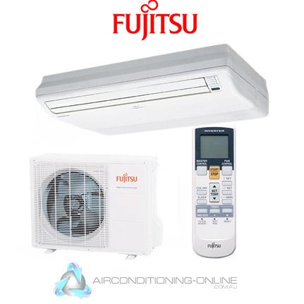FUJITSU ABTG18LVTA 5.2kW Dual FloorConsole Ceiling System