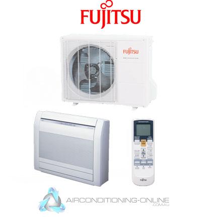 FUJITSU AGTV09LAC 2.6kW Inverter Floor Console System