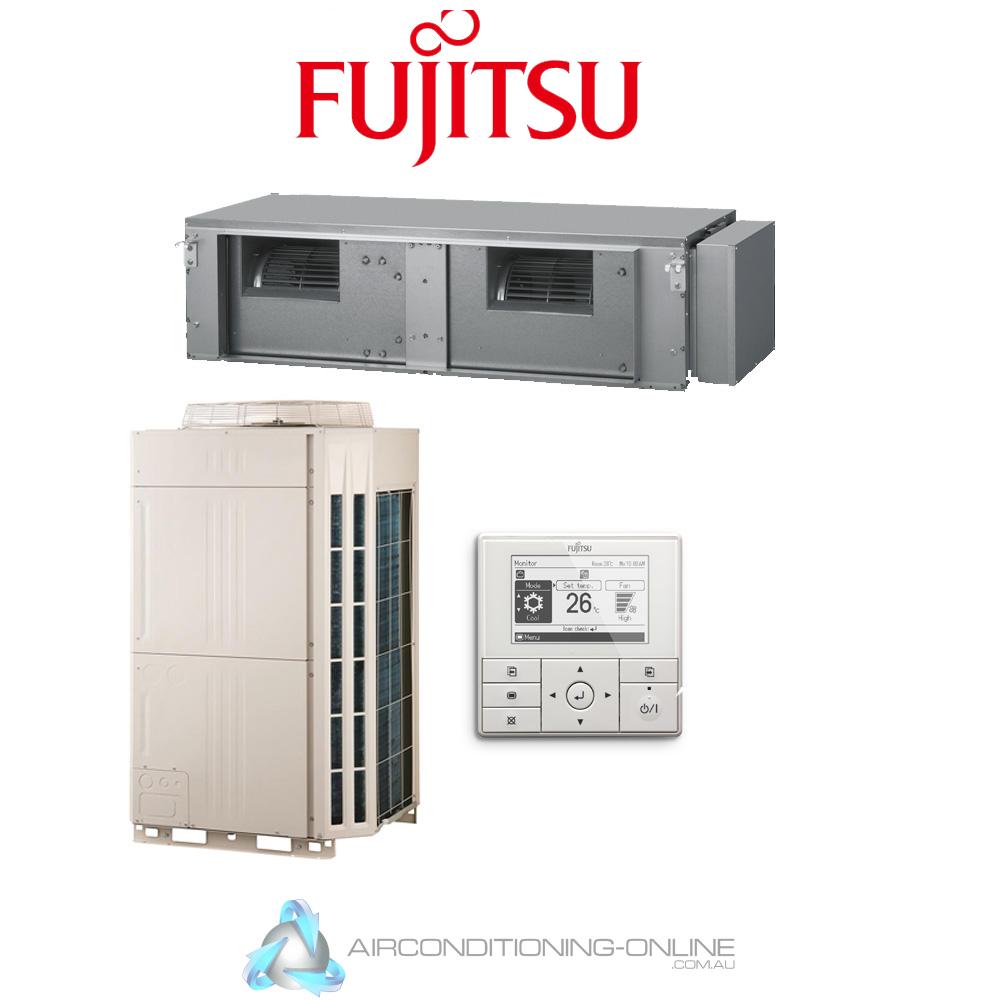 FUJITSU SET-ARTC72LATU 20.3kW Inverter Ducted System 3 Phase