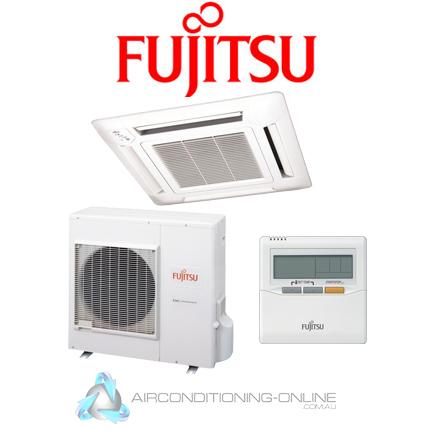 Fujitsu AUTA30LBLU 8.5kW Cassette Complete System | R410A