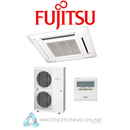 Fujitsu AUTA45LCLU 12.5W Inverter Cassette Split Systems | R410A