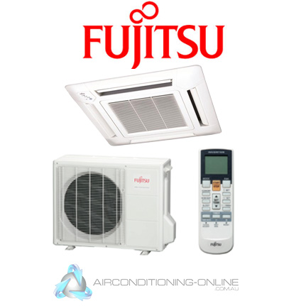 Fujitsu AUTG12LVLB 3.5kW Compact Cassette Complete System   R410A