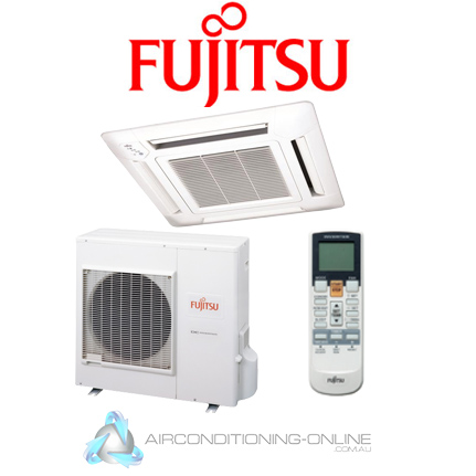 Fujitsu AUTG24LVLC 7.1kW Compact Cassette Complete System   R410A