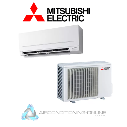 Mitsubishi Electric 2.5kW Reverse Cycle Split System Air Conditioner MSZAP25VGKIT