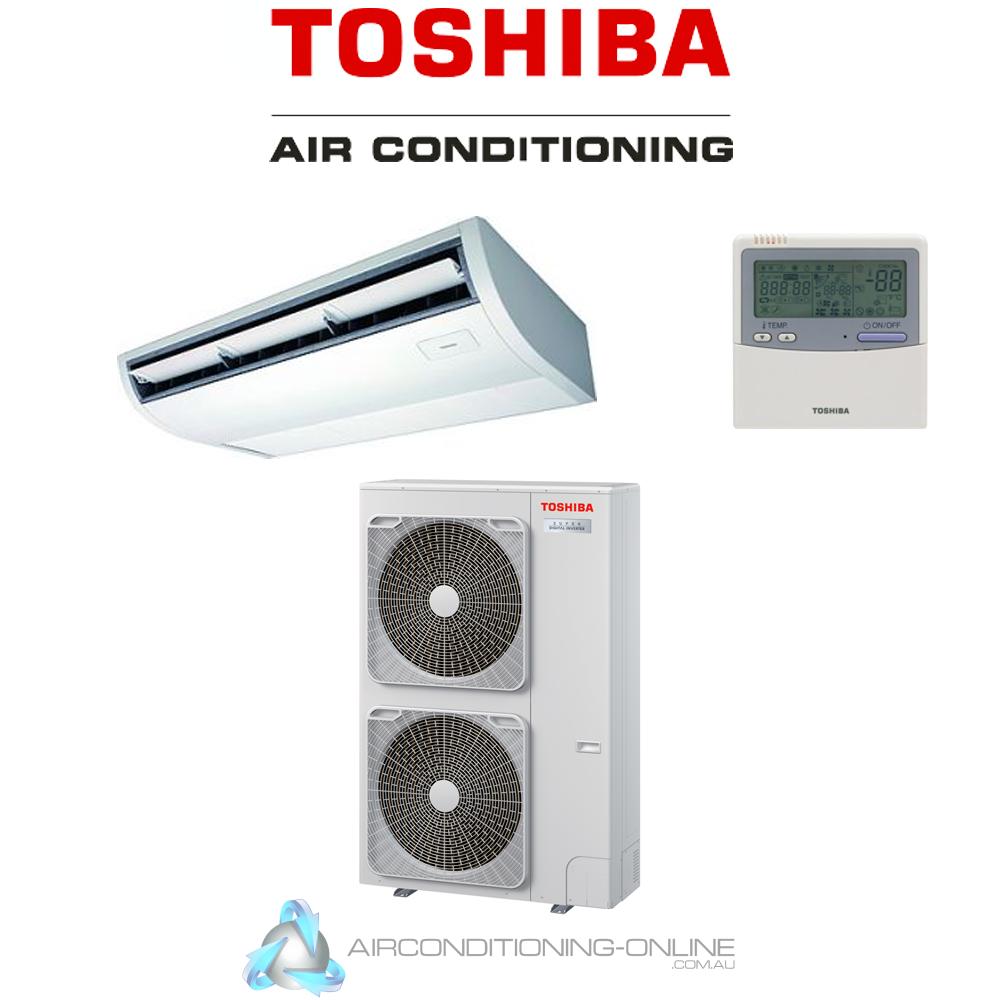TOSHIBA Super Digital Inverter Under Ceiling System RAV-SM1108CTP-E / RAV-SP1104AT-A2 10kW Single Phase