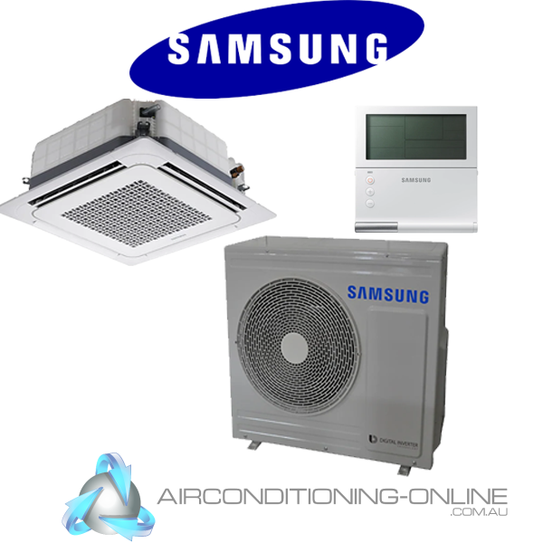 SAMSUNG 4 Way Cassette NS0714PXEA/XSA - RC071PHXEA/XSA - PC4NUSKA - MWR-WE10