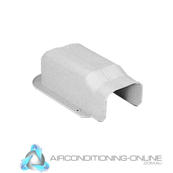 Wall Hung Duct 110mm - 2 metres length