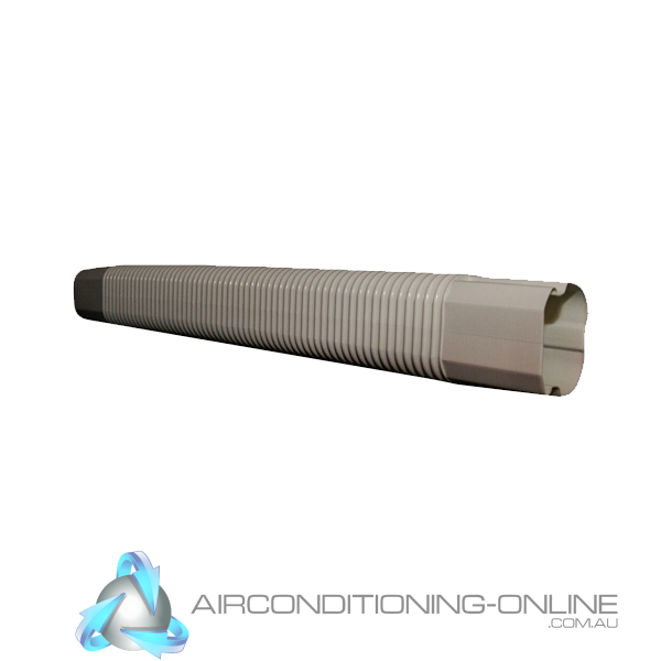 Wall Hung Duct Flex Joint 80mm