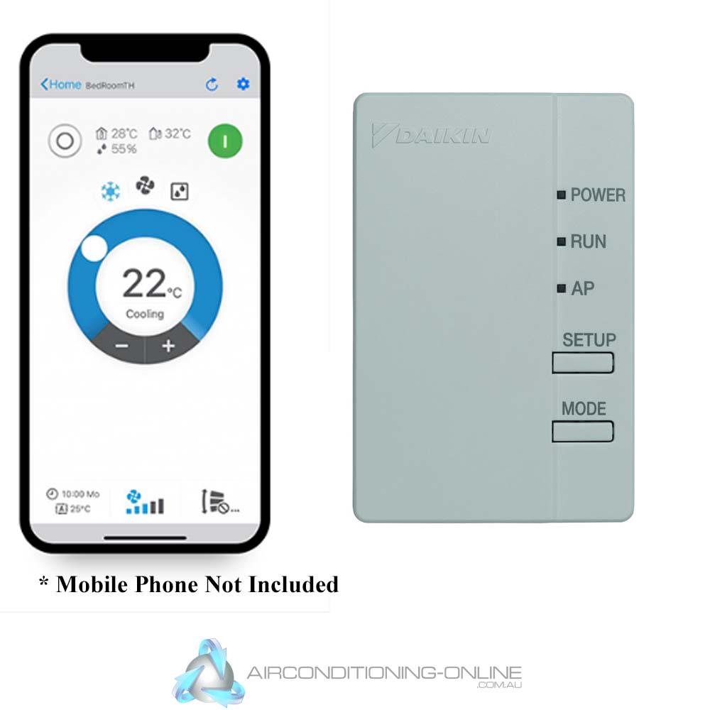 Daikin wifi interface for split system 2-5 kw