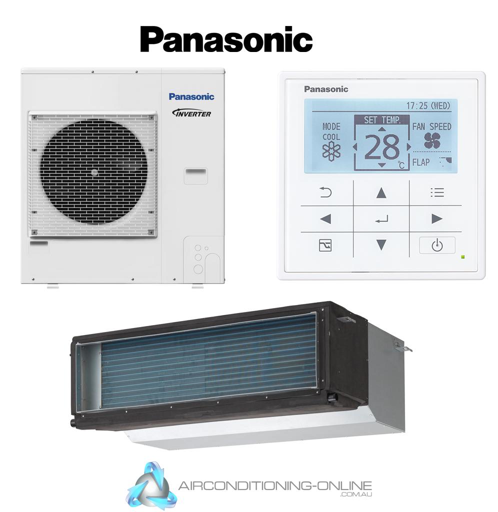 Panasonic S-100PE3R U-100PZ3R5 10kW Premium Ducted System R32