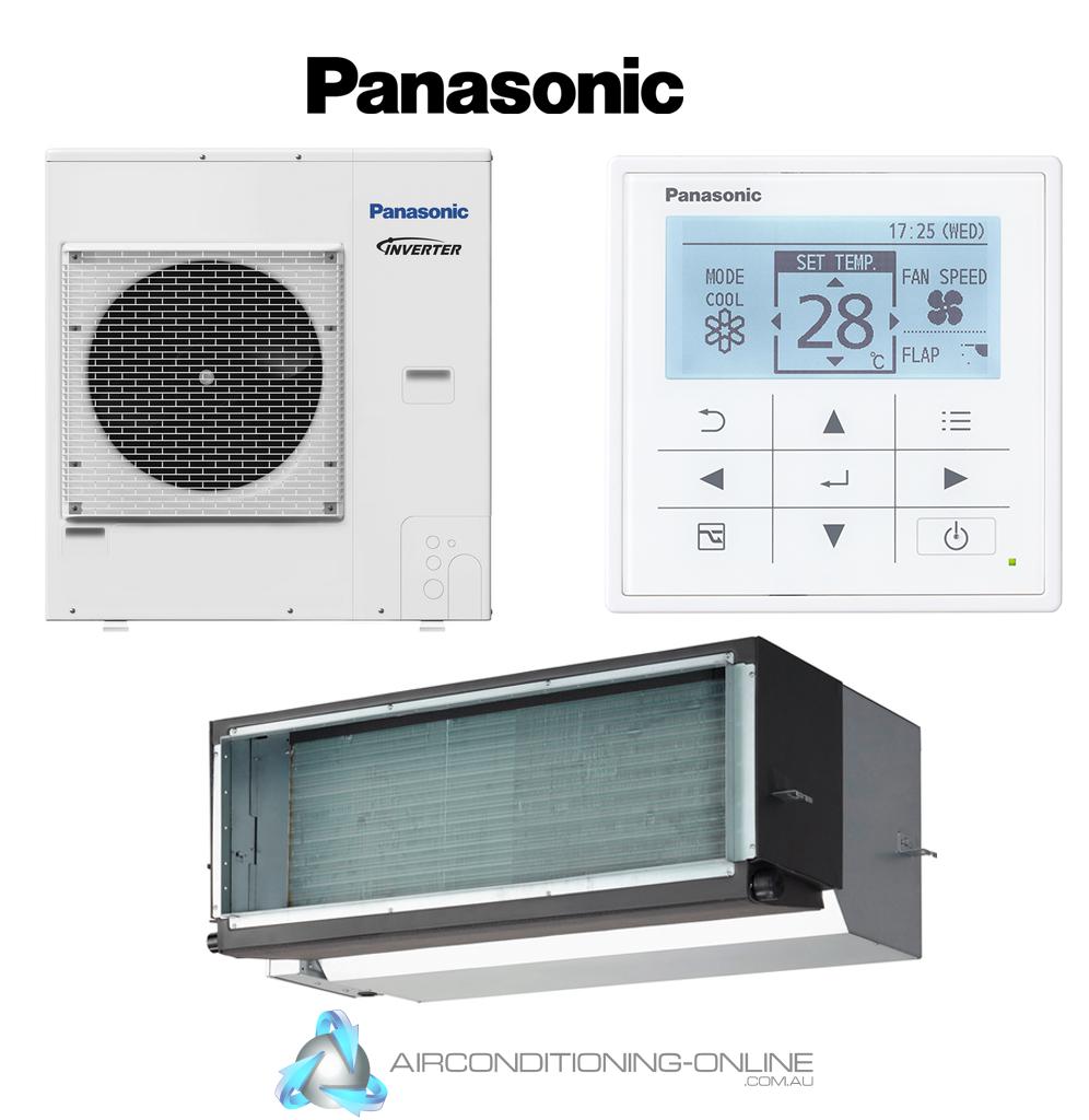 Panasonic Premium Ducted Inverter S-125PE1R5B 3 Phase