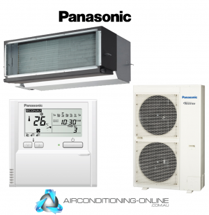 Panasonic Reverse Cycle Inverter Ducted