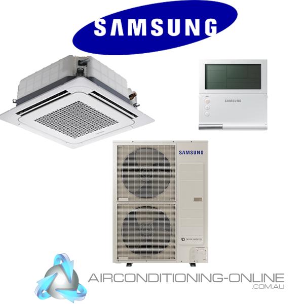 SAMSUNG 4 Way Cassette NS1004PXEA/XSA - RC100PHXEA/XSA - PC4NUSKA - MWR-WE10
