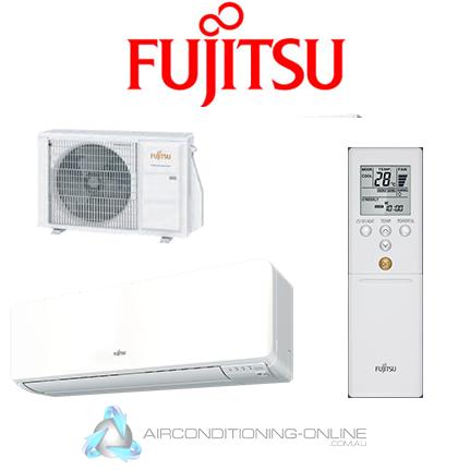 FUJITSU 2.5kW Reverse Cycle Split Air Conditioner ASTG09KMTC