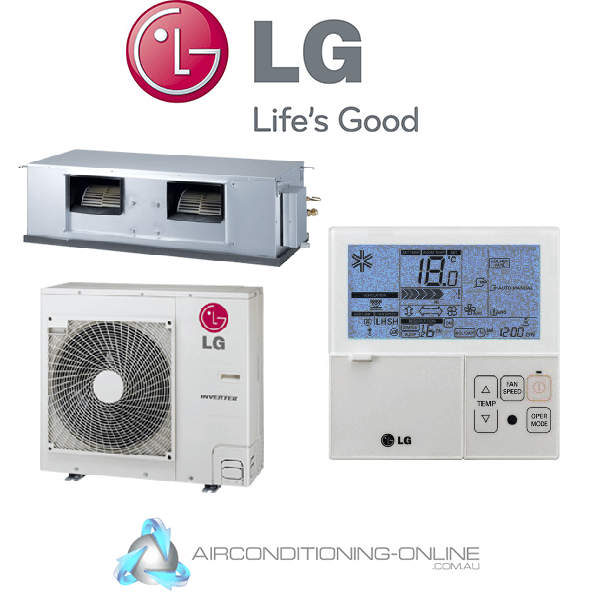 LG High Static Ducted B55AWY-7G6 15.0 kW