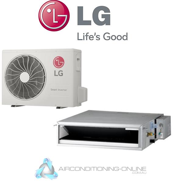 LG Slim Ducted Split System UBN24R 6.8 kWLG Slim Ducted Split System UBN24R 6.8 kW
