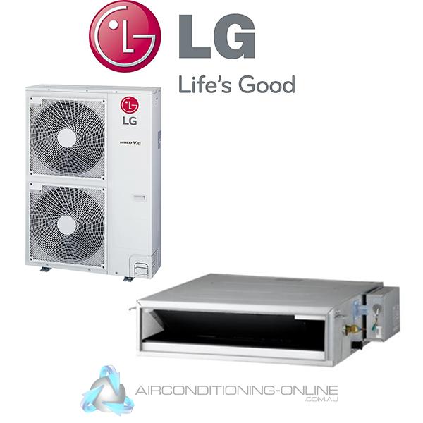 LG Slim Ducted Split System UBN36R 9.5 kW