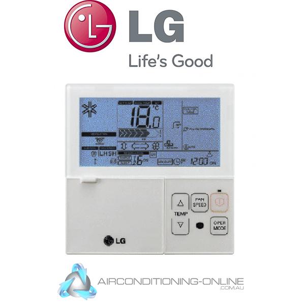 LG PREMTB001 wIRED REMOTE controller