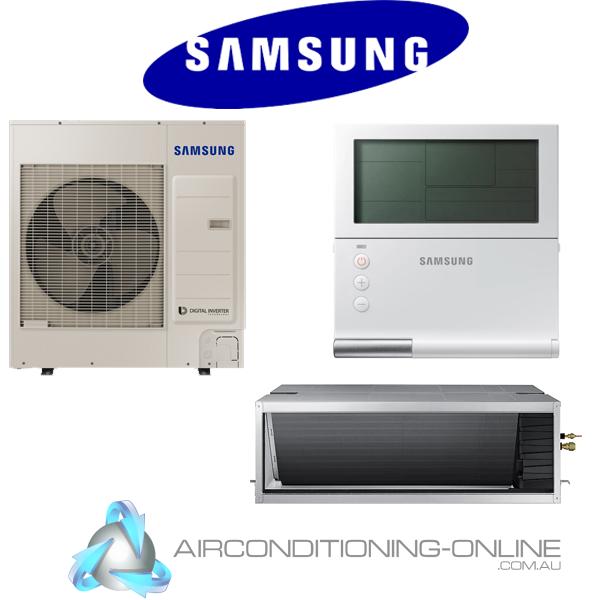 SAMSUNG AC071TNHDKGSA AC071TXAPKGSA 7.1 kW Ducted System Single Phase System
