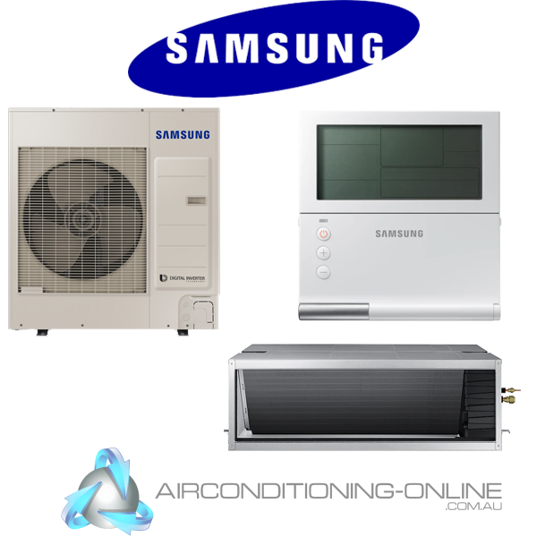 SAMSUNG AC090TNHDKGSA AC090TXAPKGSA 8.5kW Ducted System Single Phase System