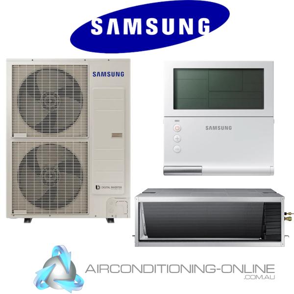 SAMSUNG AC120TNHDKGSA AC120TXAPNGSA 12kW Ducted System Three Phase System