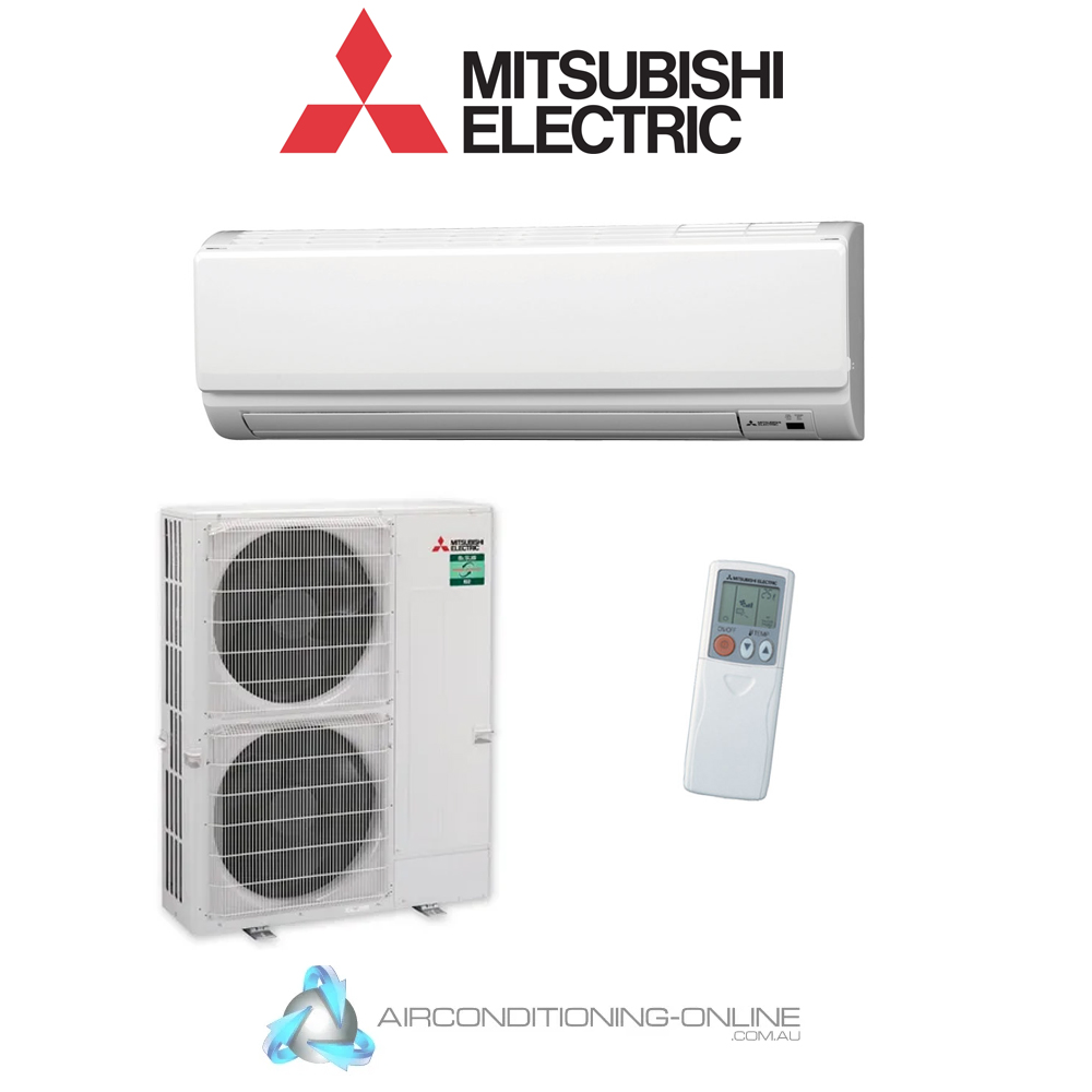 Mitsubishi Electric PKA-M100KAL.TH / PUZ-ZM100YKA-A.TH 10kW Light Commercial High Wall Heat Pump Three Phase
