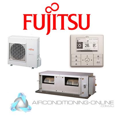 FUJITSU SET-ARTG36LHTAC 10.0kW Inverter Ducted Air Conditioner System 1 Phase