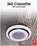Samsung Ceiling Cassette Air Conditioners