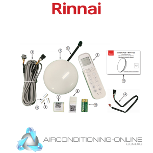LCACWIFIKIT for rinnai ducted