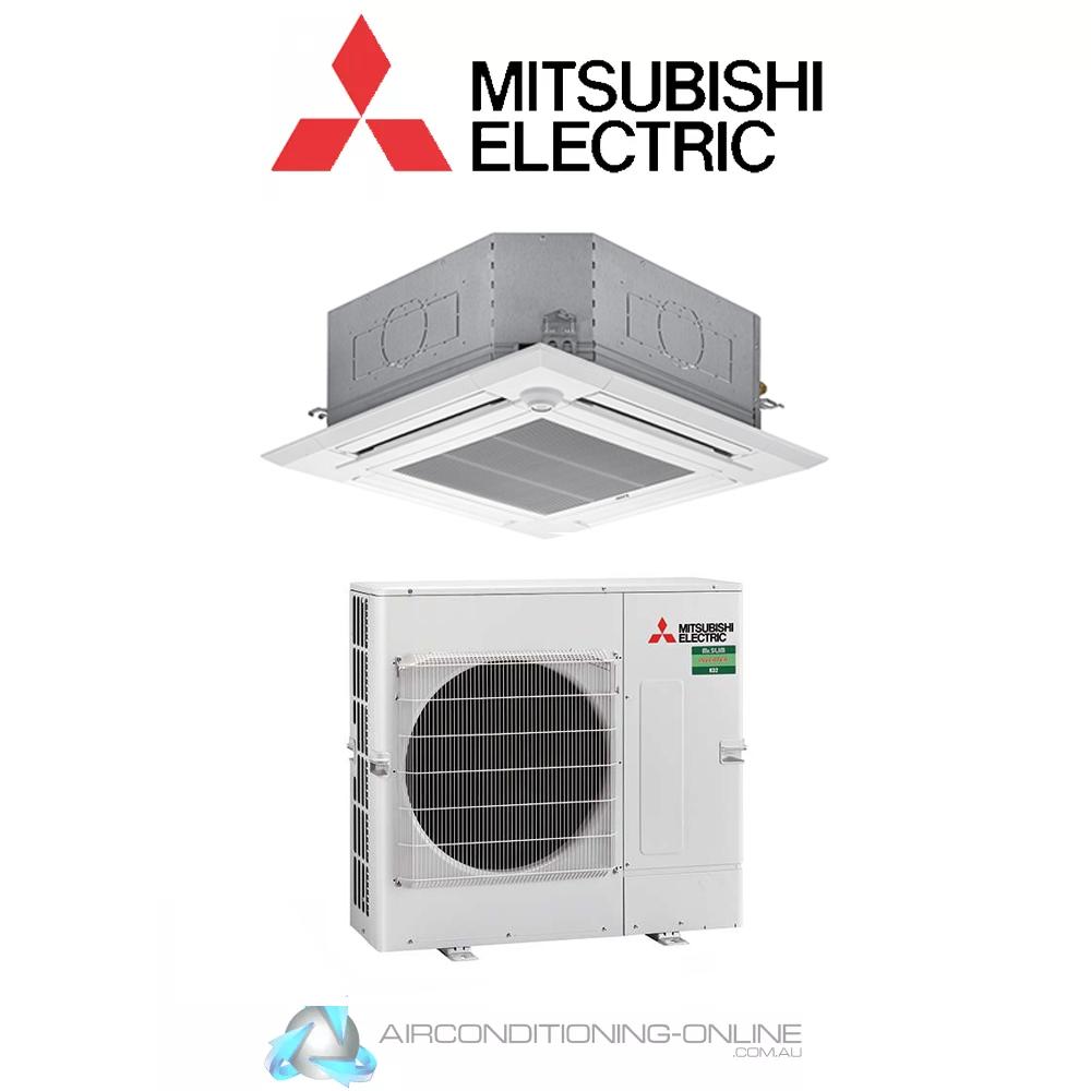 MITSUBISHI ELECTRIC PLA-M125EA-A/PUZ-ZM125VKA-A 12.5kW Cassette
