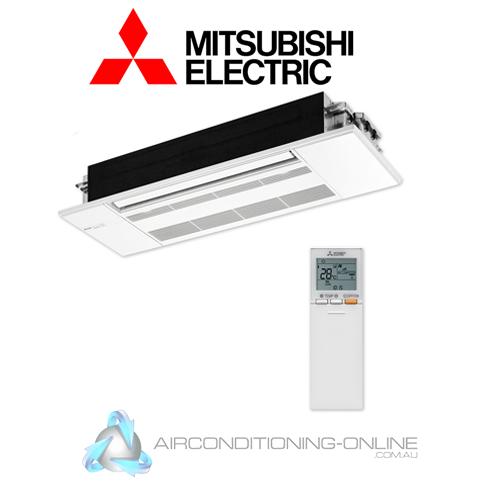 Mitsubishi Electric MLZ-KP25VF-A1 / MLP-444W One Way Cassette