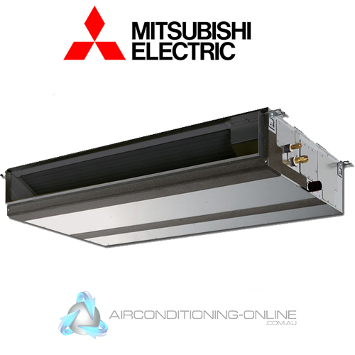 MITSUBISHI ELECTRIC PEAD-M50JAAD.TH 5kW Multi type Ducted Indoor Only   PAR-40MAA Back lit Controller
