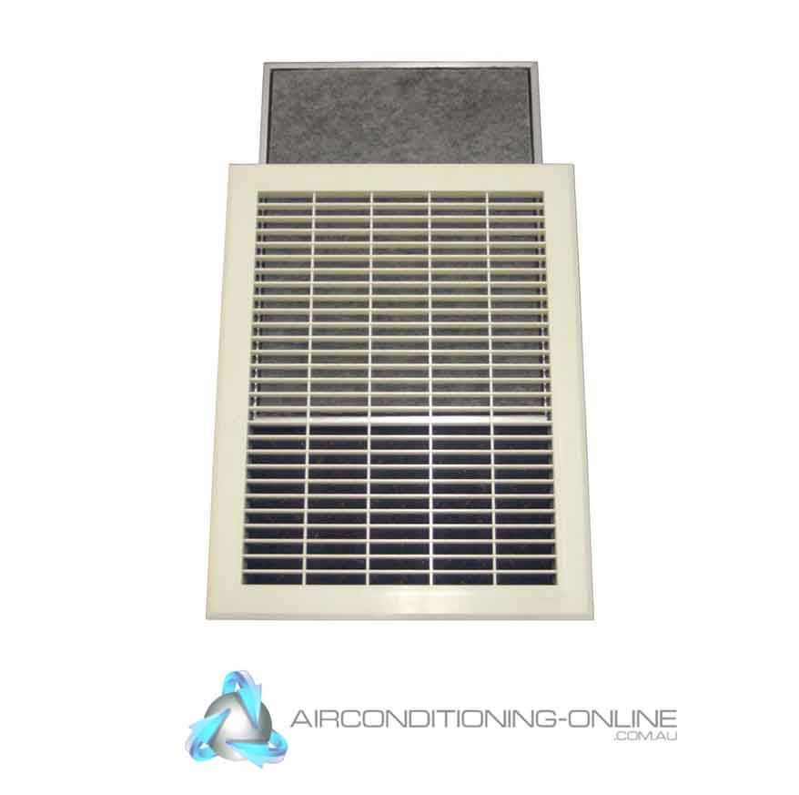 Return Air Grill With Filter 900 X 550