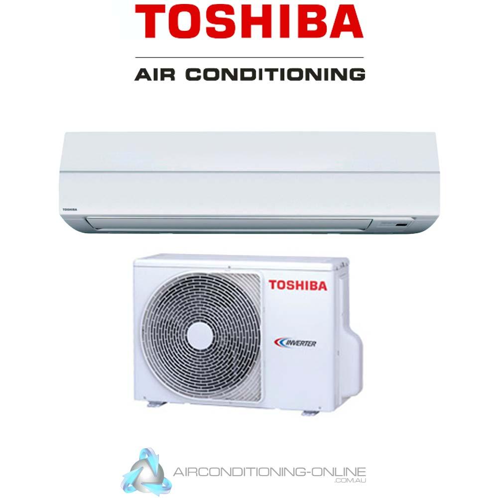 TOSHIBA RAV-SM307KRTP-A / RAV-SM304ATP-A 2.5kW Digital Inverter Split System Air Conditioner