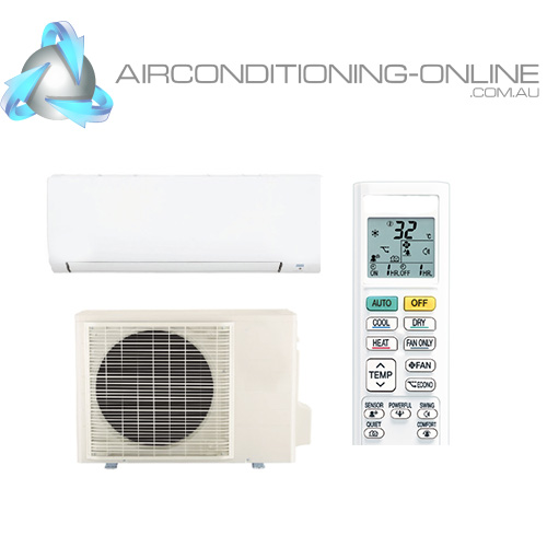 Daikin Lite FTKF25T 2.5kW Split System Air Conditioner Cooling Only