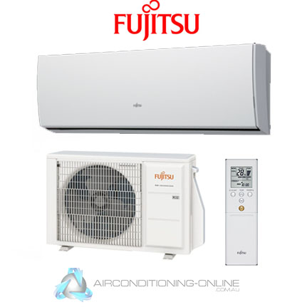 FUJITSU SET-ASTG12KUCA 3.5kW Reverse Cycle Split System Inverter Air Conditioner Designer Range