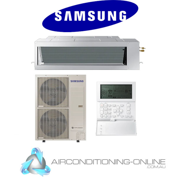 SAMSUNG AC120TNHPKGSA AC120TXAPNGSA 12.5kW Ducted S2+ Air Conditioner System 3 Phase