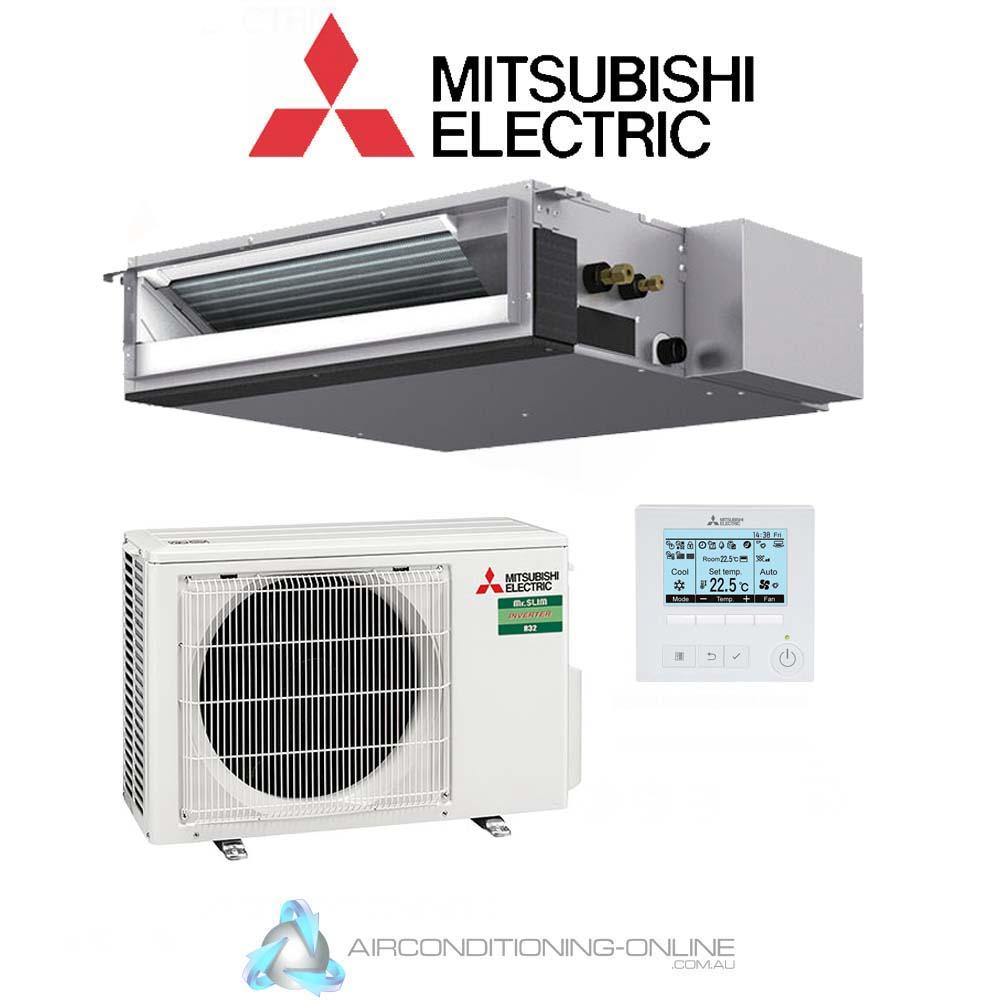 MITSUBISHI ELECTRIC SEZM25DAKIT 2.5kW Bulkhead Inverter PAR-40MAA Wired Controller