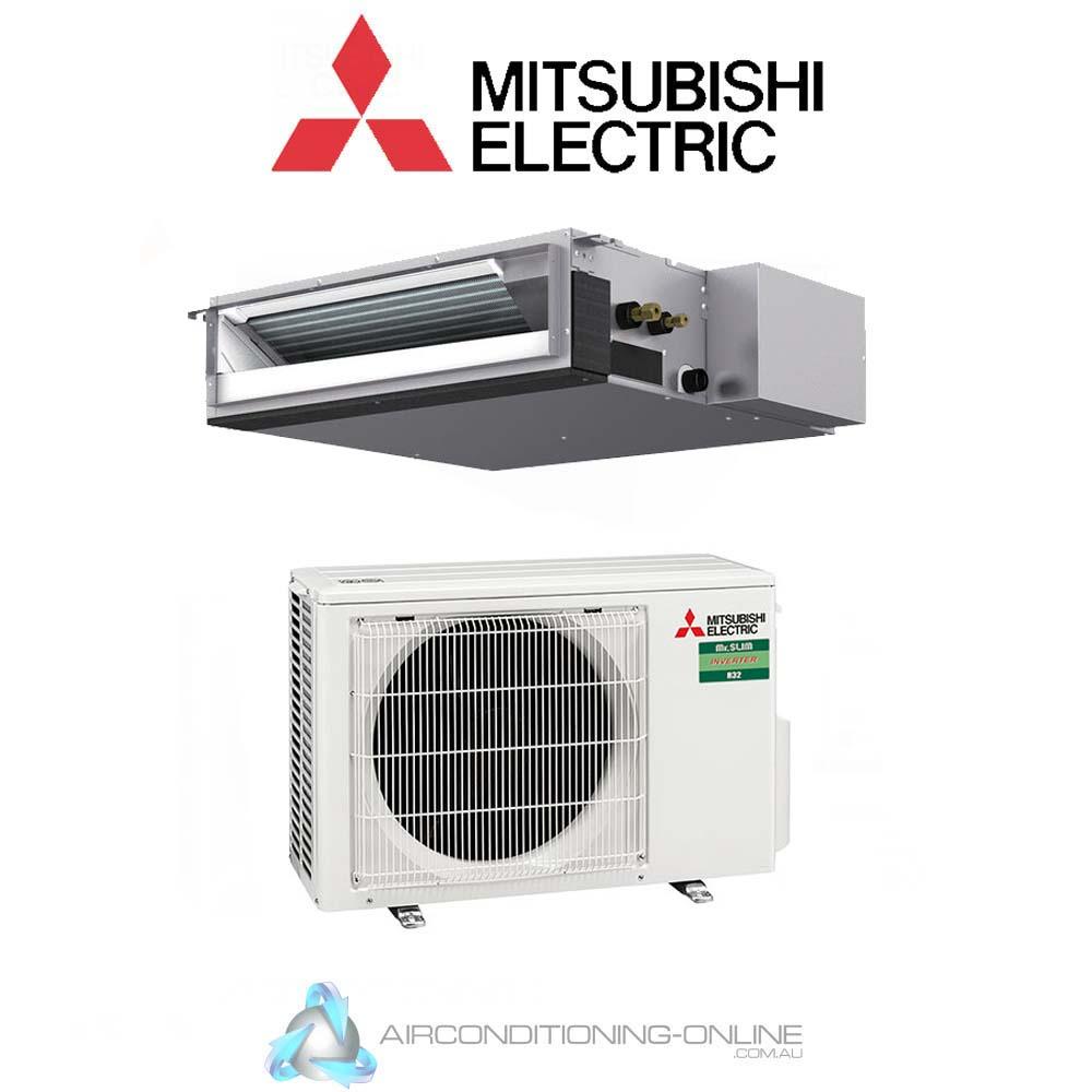 MITSUBISHI ELECTRIC SEZM71DAKIT 7.1kW Bulkhead Inverter | PAR-40MAA Wired Controller