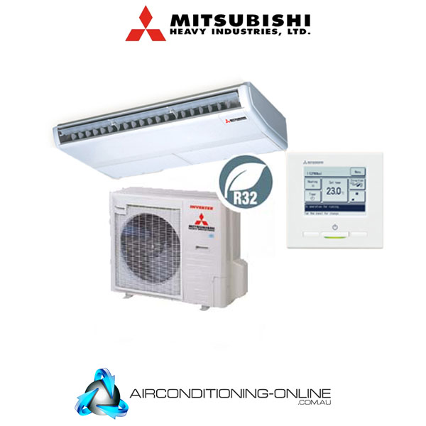 MITSUBISHI HEAVY INDUSTRIES FDE100VNPWVH 10kW Under Ceiling System RC-EXZ3A Wired Controller