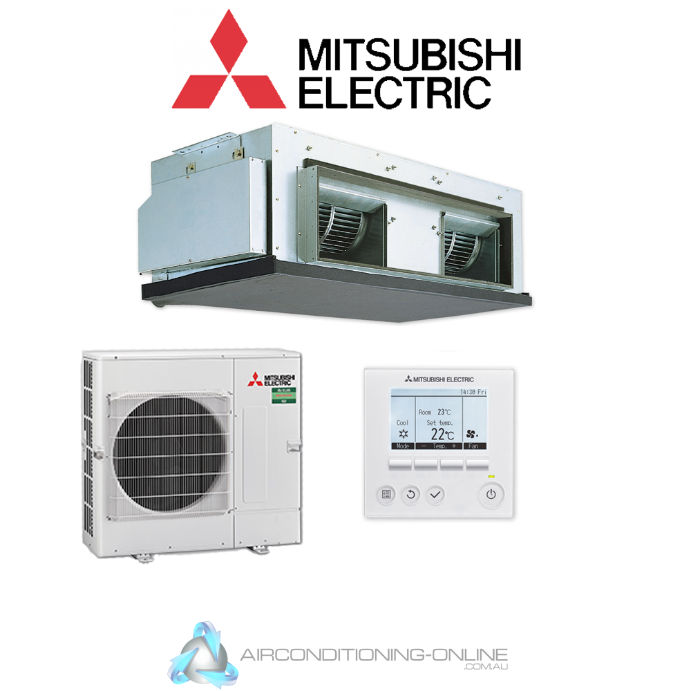 Fully Installed MITSUBISHI ELECTRIC PEAMS100GAAVKIT 10.0kW