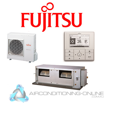 Fully Installed Fujitsu SET-ARTG36LHTAC Ducted Air Conditioner